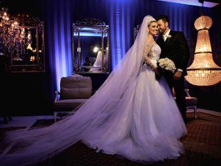 O casamento de Fernanda e Heverton