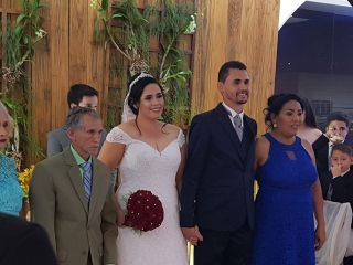 O casamento de Tales Firmino  e Cléa Cristina