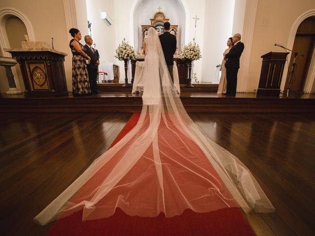 O casamento de Rosane e Paulo