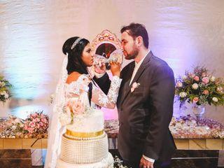 O casamento de Selene Brito  e Lancy Rearrd 2