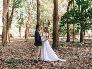O casamento de Jeniffer  e João