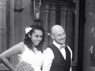 O casamento de Sara  e Grzegorz  1