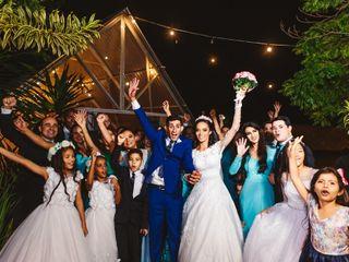 O casamento de Ellen Thaina e Cleison Ribeiro