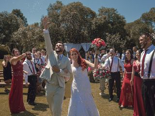 O casamento de Letícia e Diego