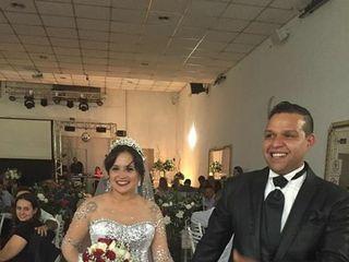 O casamento de Mychelle e Ivan 3