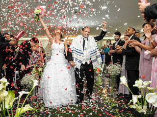 O casamento de Jóice e Vagner