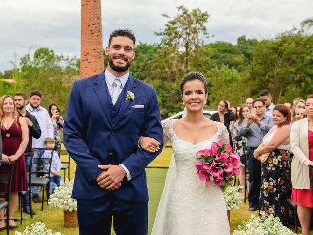 O casamento de Priscilla e Everton