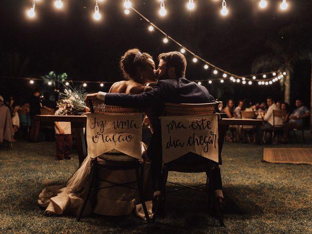 O casamento de Fabiane e Vitor