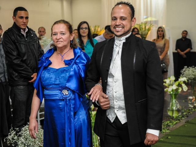 O casamento de Vagner e Jóice em São Paulo, São Paulo 20