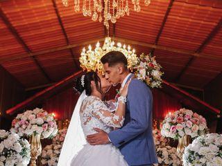 O casamento de Denise e Lucas 1
