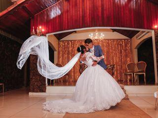 O casamento de Denise e Lucas 2