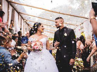 O casamento de Karolyne e Rodrigo