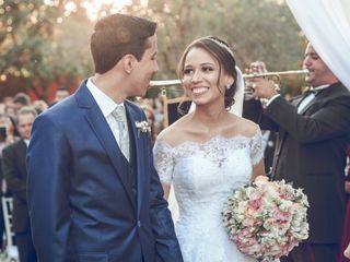 O casamento de Ana Carolina e Samuel