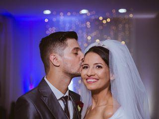 O casamento de Janaína Bastos e Fábio Belizário