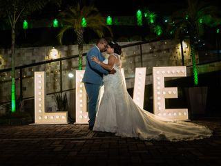 O casamento de Mariana e Mathias