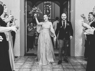 O casamento de Thais  e Wellington