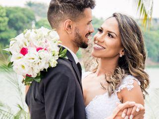 O casamento de Isabela  e Matheus