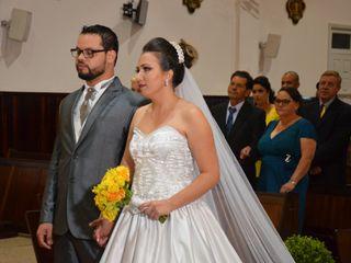 O casamento de Adilson e Priscila