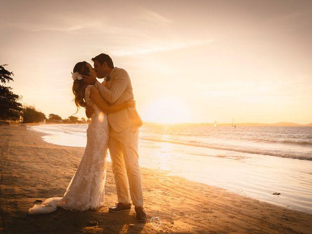O casamento de Liana e João