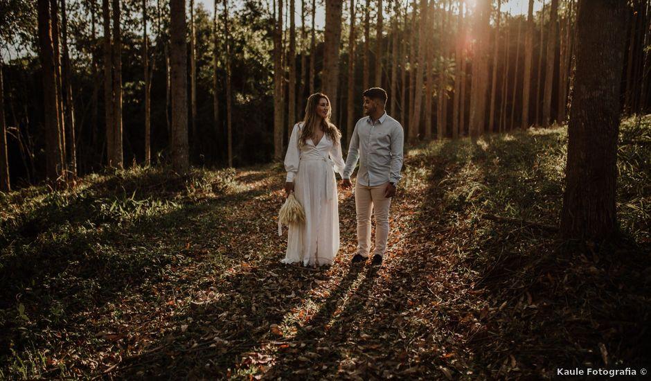 O casamento de Vinicius e Louise em Curitiba, Paraná