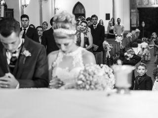 O casamento de Fernanda e Luiz Gustavo