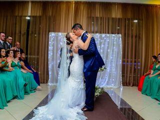 O casamento de Evelyn e Pedro 1