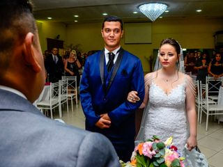 O casamento de Evelyn e Pedro 2