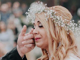 O casamento de Giselle e Fabiano 2