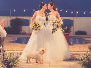 O casamento de Yasmin e Michele