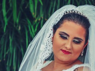 O casamento de Marília e Per  1