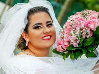O casamento de Marília e Per  2