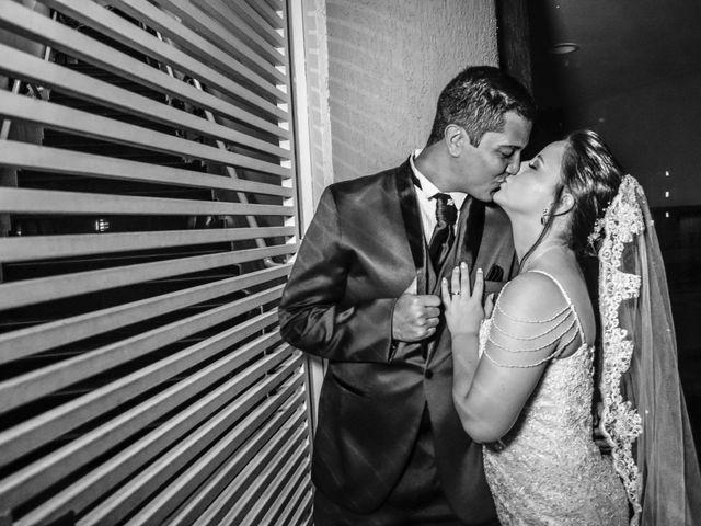 O casamento de Evelyn e Pedro