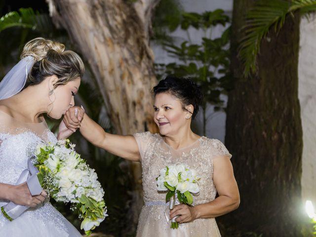 O casamento de Gislaine e Ênio em São Paulo, São Paulo 21
