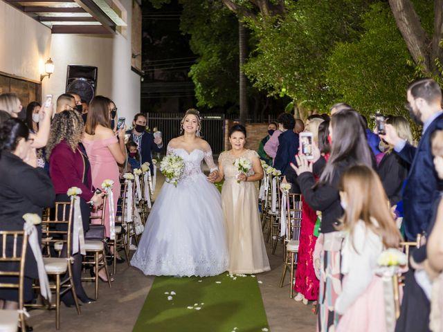 O casamento de Gislaine e Ênio em São Paulo, São Paulo 22