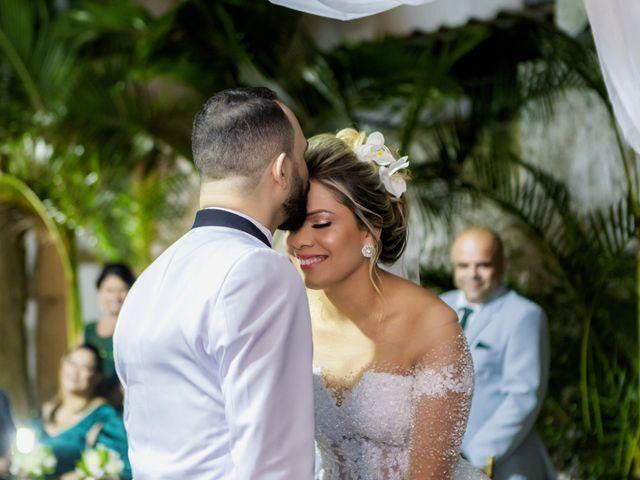 O casamento de Gislaine e Ênio em São Paulo, São Paulo 30
