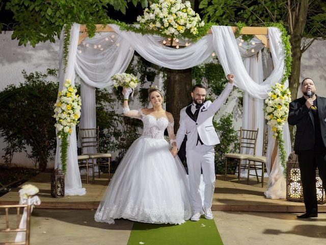O casamento de Gislaine e Ênio em São Paulo, São Paulo 31
