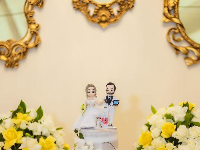 O casamento de Gislaine e Ênio em São Paulo, São Paulo 34