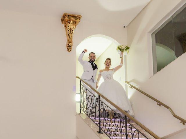 O casamento de Gislaine e Ênio em São Paulo, São Paulo 39