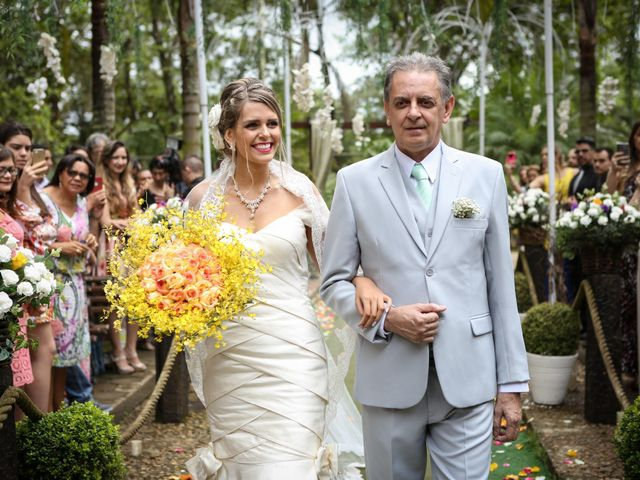 O casamento de Shelli e Wellington