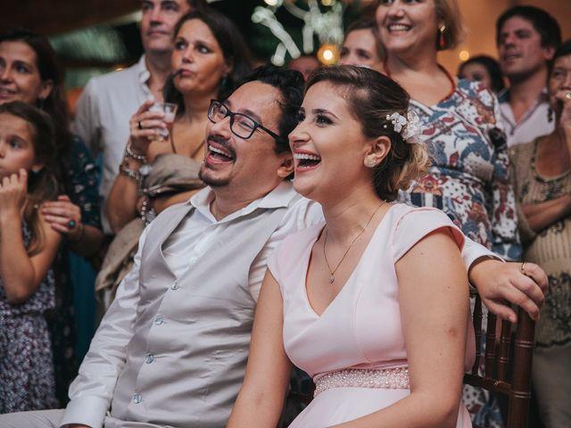 O casamento de Tita e Dede