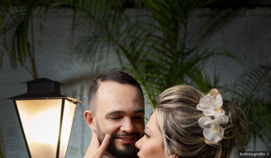 O casamento de Gislaine e Ênio em São Paulo, São Paulo