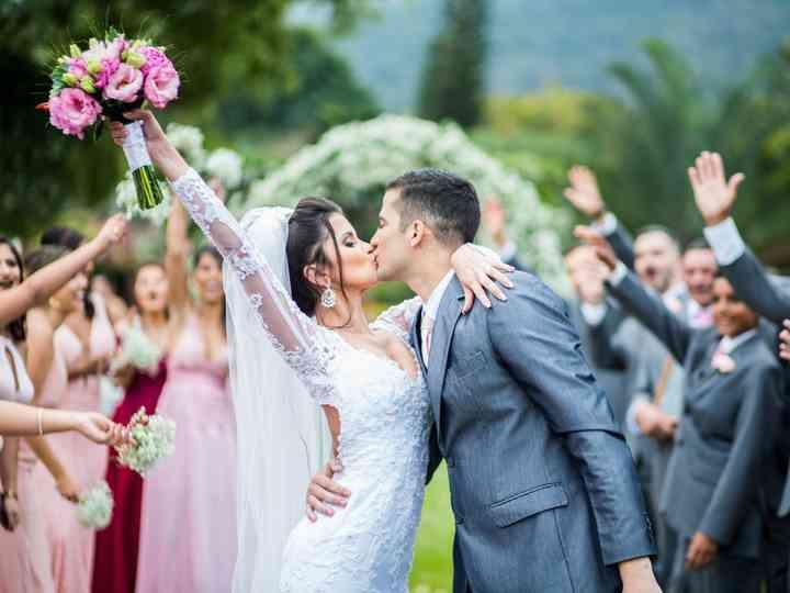 O casamento de David e Patrícia