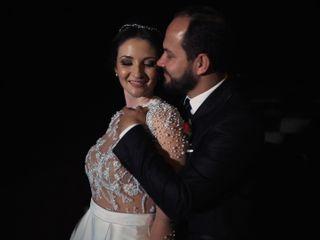O casamento de Renata e Ênio