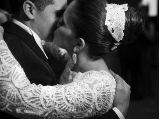 O casamento de Marjorie e Renan