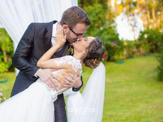 O casamento de Deise e Rodrigo