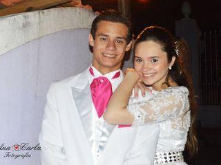O casamento de Leticia  e Bruno