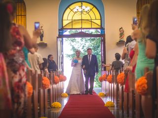 O casamento de Ana Claudia e Rafael 3