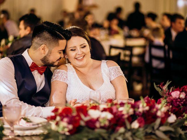 O casamento de Cristina e Danilo
