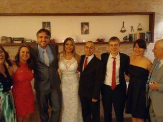 O casamento de Carla e Reinaldo 1
