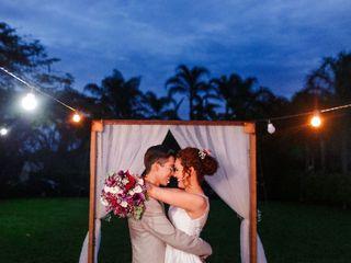 O casamento de Ludmila  e Dean 1